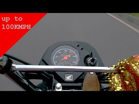 Honda Navi Top Speed