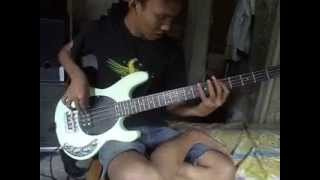 Cover Bass (FUNKOP) Soul Brother Number One