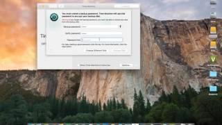 Mac OS X - Time Machine - Sao lưu dữ liệu Macbook