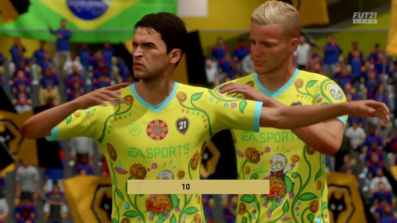 FIFA21 - Golaço do Raul - Ultimate Time