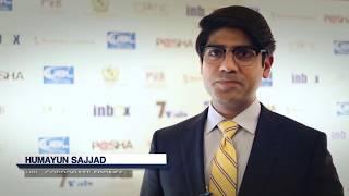 Humayun Sajjad at P@SHA ICT Awards 2017