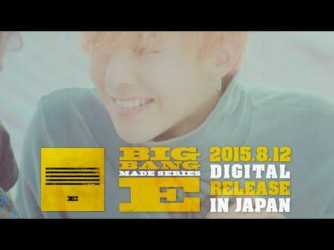 BIGBANG - MADE SERIES [E] (SPOT_JP)