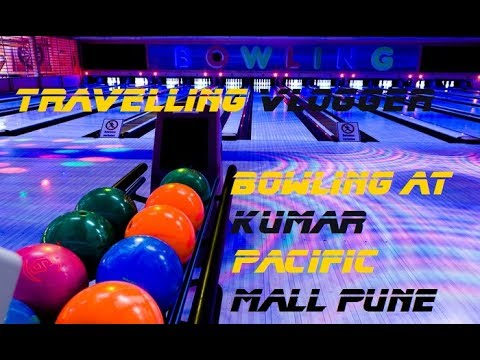 Vlog #1 | Bowling Night with Friends | Kumar Pacific Mall Pune