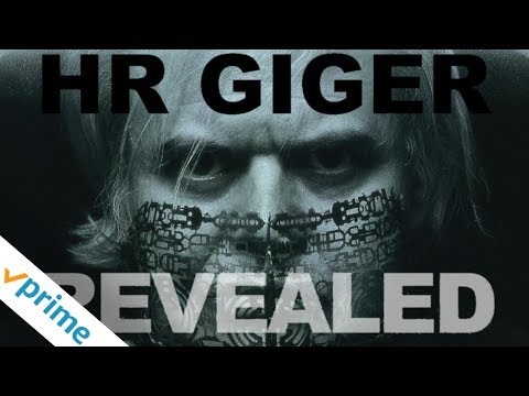 H.R. Giger Revealed    Available Now