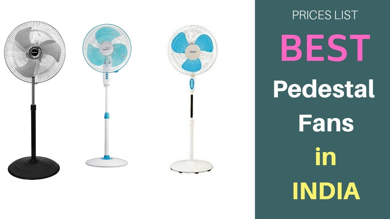 Best Fans 2020 Top 7 Best Selling Pedestal Fans for Home 2019   2020   YouTube