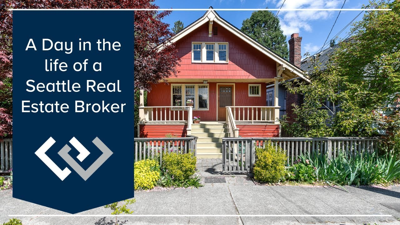 A Day in the Life of a Seattle Real Estate Broker | BrennerHill