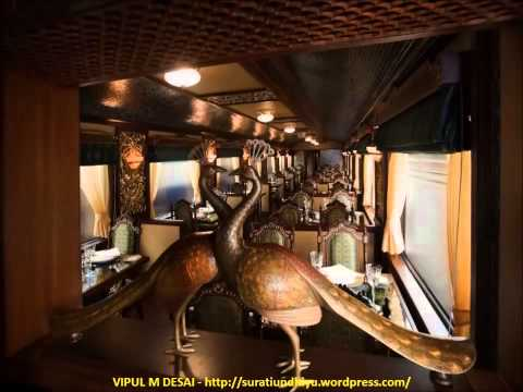 LUXURY MAHARAJA TRAIN OF INDIA