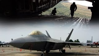 F-22 Raptors and Sukhois face-off in Malaysian airspace