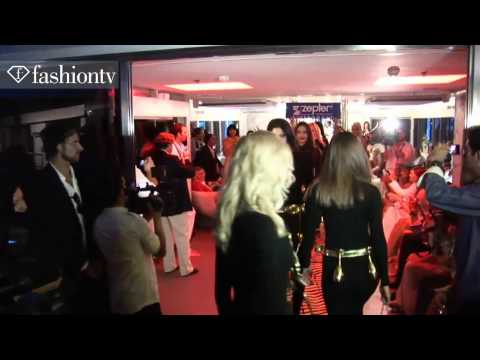 FashionTV Swimwear Models at Zepter Yachts Launch Party - Monaco Yacht Show, Monte Carlo _ FTV
