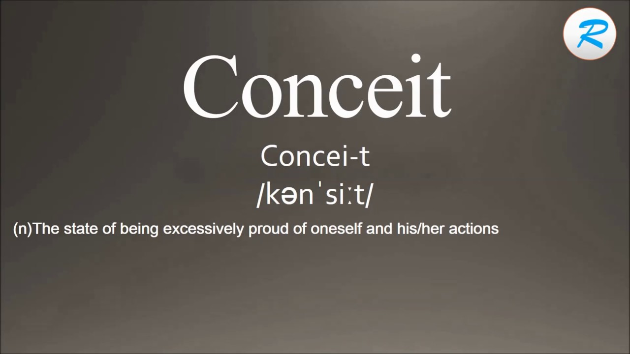 conceit examples
