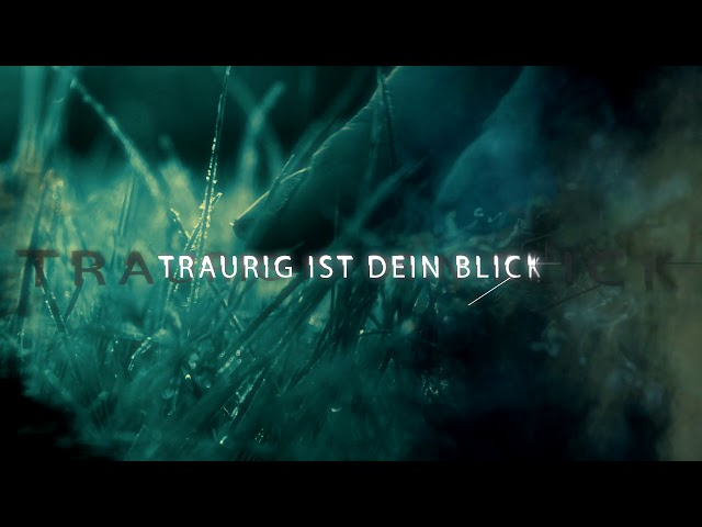 alex braun - eiskalt (official lyric video)