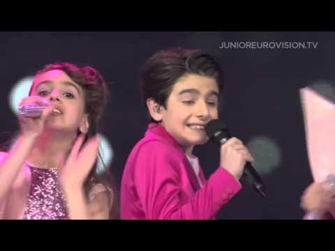 MIKA - Love (Armenia) LIVE Junior Eurovision Song Contest 2015