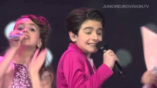 MIKA - Love (Armenia) LIVE Junior Eurovision Song Contest 2015