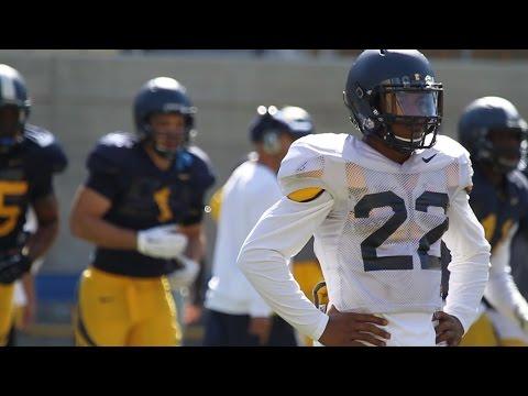 Lonny Powell has left the Cal football program - California