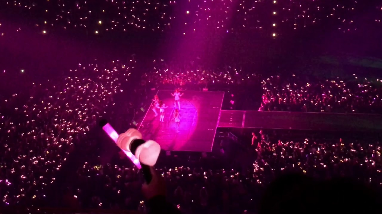 Blackpink Concerts in Taiwan 2019/03/03 - YouTube