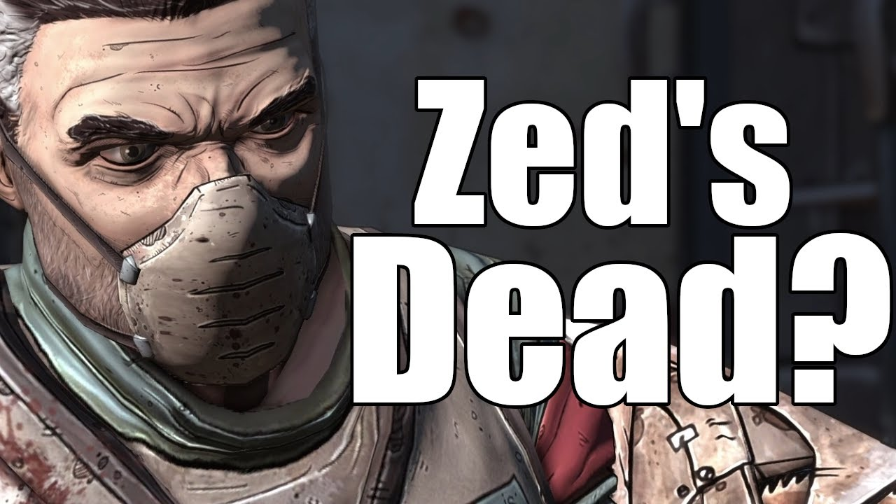 Where Is Dr Zed Borderlands Discussion Speculation Youtube