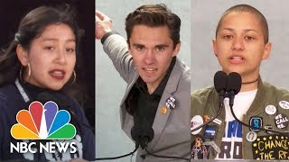 March For Our Lives: Sights And Sounds From The Historic Rally Across The Country | NBC News