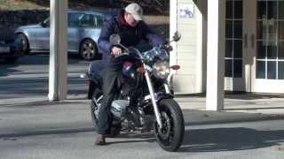 1998 BMW R1100R, Detailed Overview, AlphaCars & Ural of New England