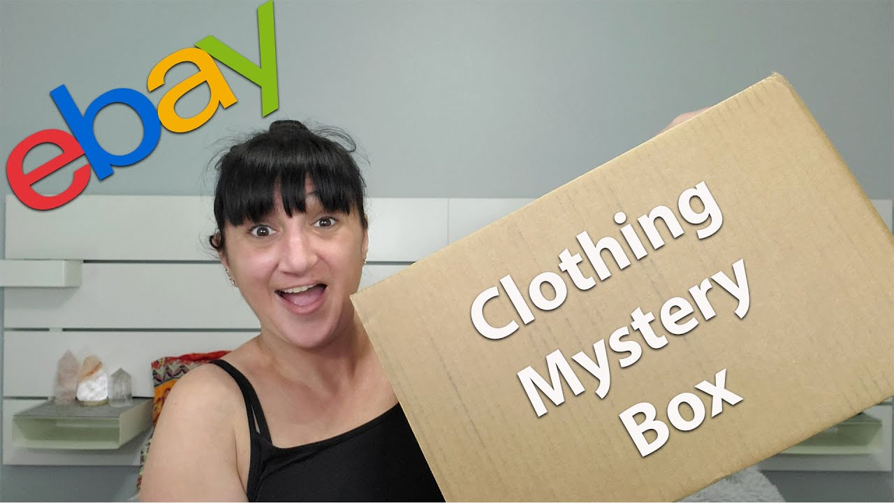 Ebay Mystery Clothing Box | I Pick The Size And They Pick The Clothes | $20 For 8 Items