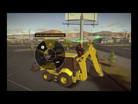 CONSTRUCTION SIMULATOR 2 - E2  - Oil Field Goods. Electro Gamer UK