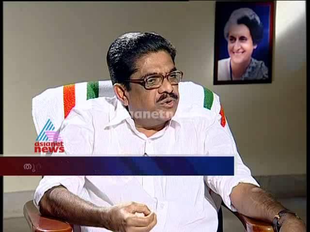 V M Sudheeran: Exclusive interview with M G Radhakrishnan