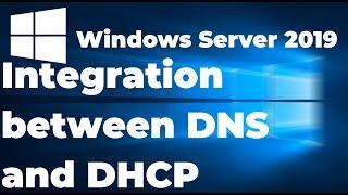 Integration between DNS and DHCP | Windows Server 2019 cмотреть видео онлайн бесплатно в высоком качестве - HDVIDEO