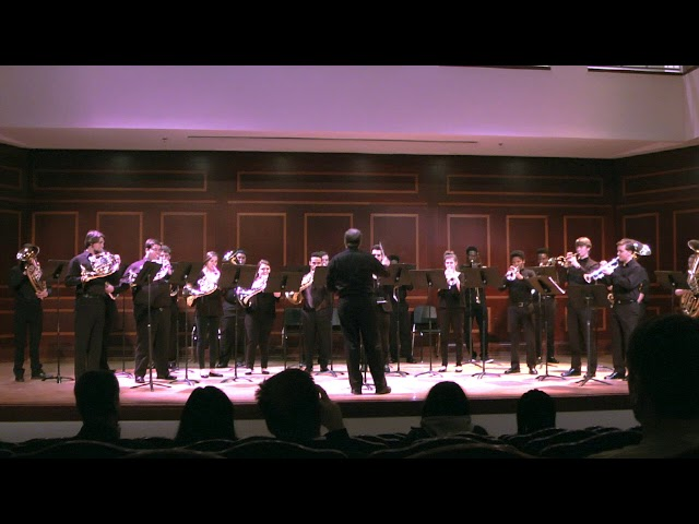 Mercer University Townsend School of Music - Fanfare and Toccata