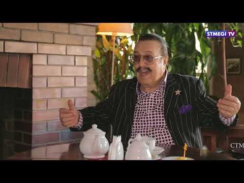 Вилли Токарев о высотке на Котельнической набережной, детстве в Дагестане и о встрече со своей музой