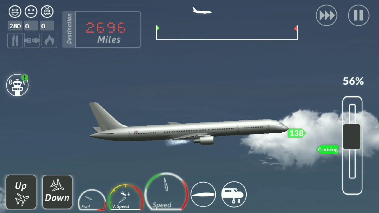 plane simulator is worst - YouTube
