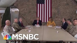 New Reporting Sheds Light On Donald Trump, Robert Mueller During Vietnam Era | Morning Joe | MSNBC