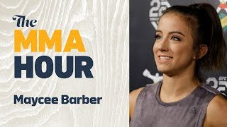 Maycee Barber: Paige VanZant Won't Fight Me, Because She 'Doesn't Want To Have Her Face Damaged'