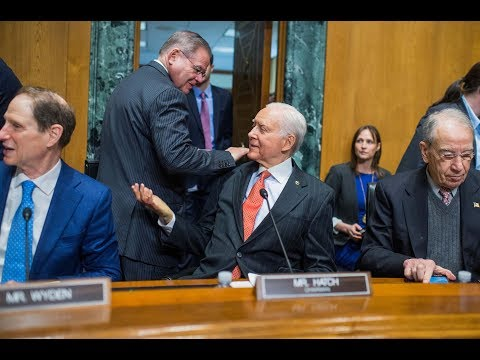 Shutdown Hooey and the Musical Stylings of Sen. Orrin G. Hatch: Congressional Hits and Misses
