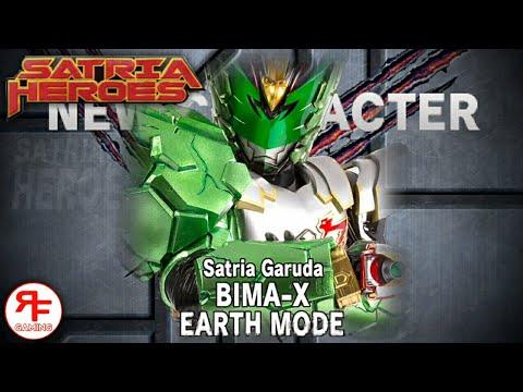 Dapet Bima-X Earth Mode!