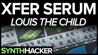 Serum Tutorial - Louis The Child Future Bass Wobble Synth