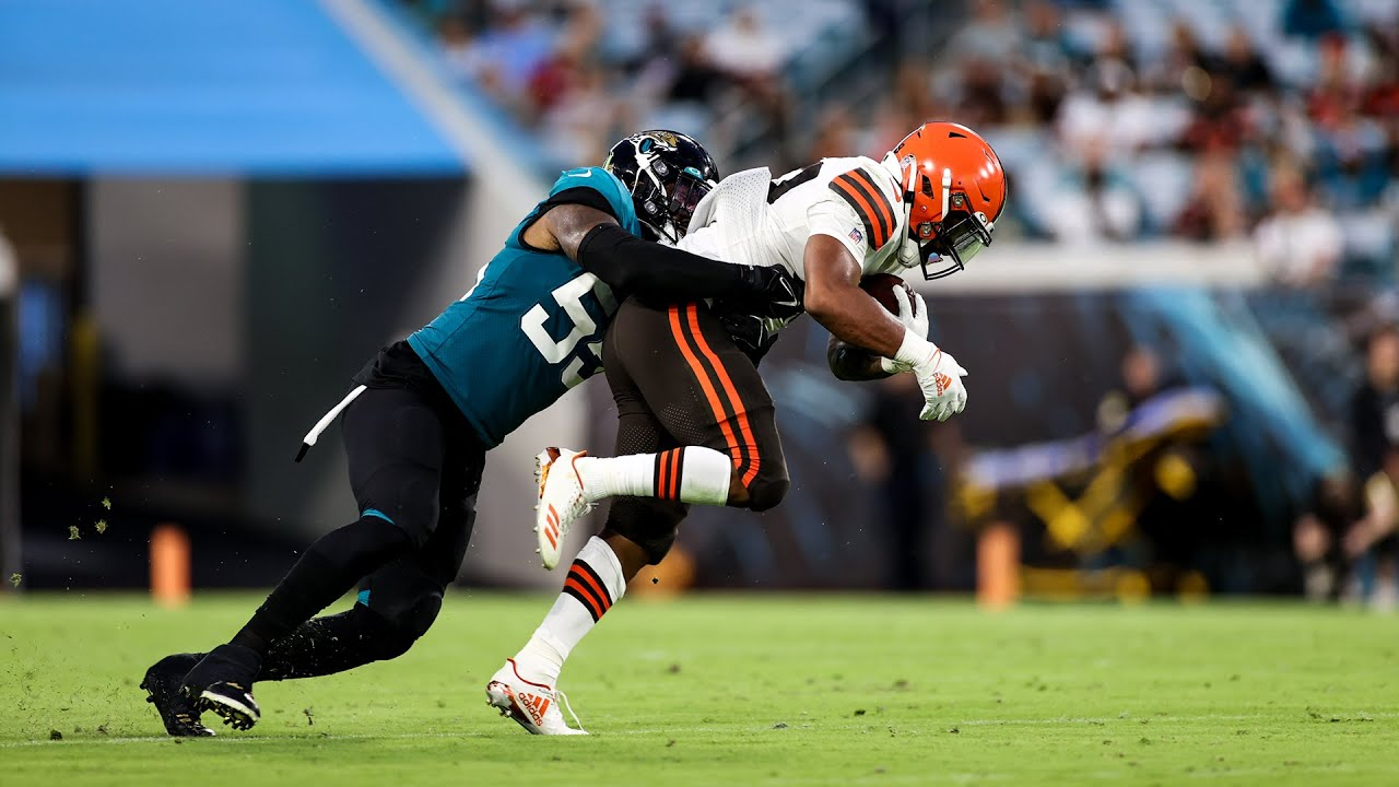 Cleveland Browns beat the Jacksonville Jaguars 23-13 in first ...