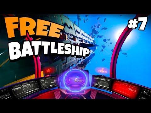 No Man's Sky Next | Episode 7 - Free Imperial Battleship [NMS NEXT Playthrough]