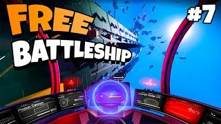 No Man's Sky Next | Episode 7 - Free Imperial Battleship [NMS NEXT Playthrough]