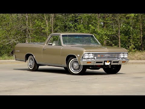 1966 Chevrolet El Camino FOR SALE / 136414