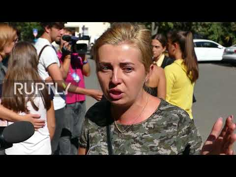 Ukraine: Fire survivors recall Odessa leisure camp's poor conditions