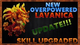 Lavanica 8 8 Wargod Dodge Traits