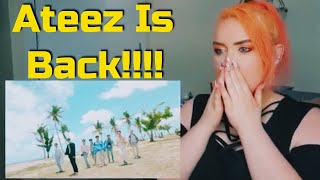 ATEEZ(에이티즈) - 'WAVE' Official MV REACTION l GET KOOKED