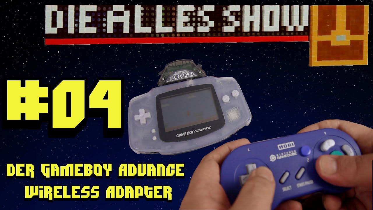 Game boy color kabel - Der Gameboy Advance Wireless Adapter Die Alles Show 04 Alles Sinnlos