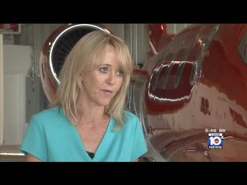 Miami air ambulance company hosts drug awareness workshop for South Florida residents.