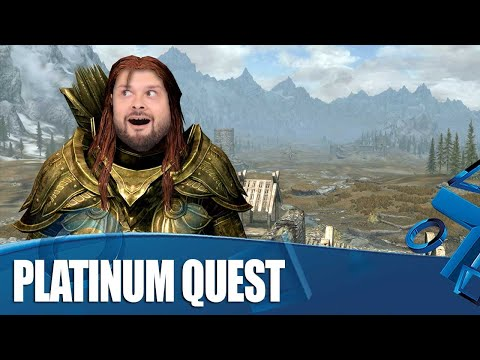 Skyrim - The Quest For Platinum thumbnail