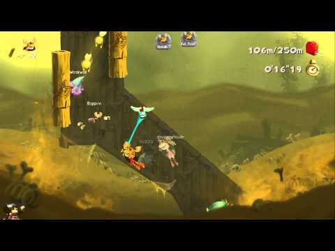 Rayman Legends Challenge APP - May 18 Extreme Daily - 36,54 (Gold)