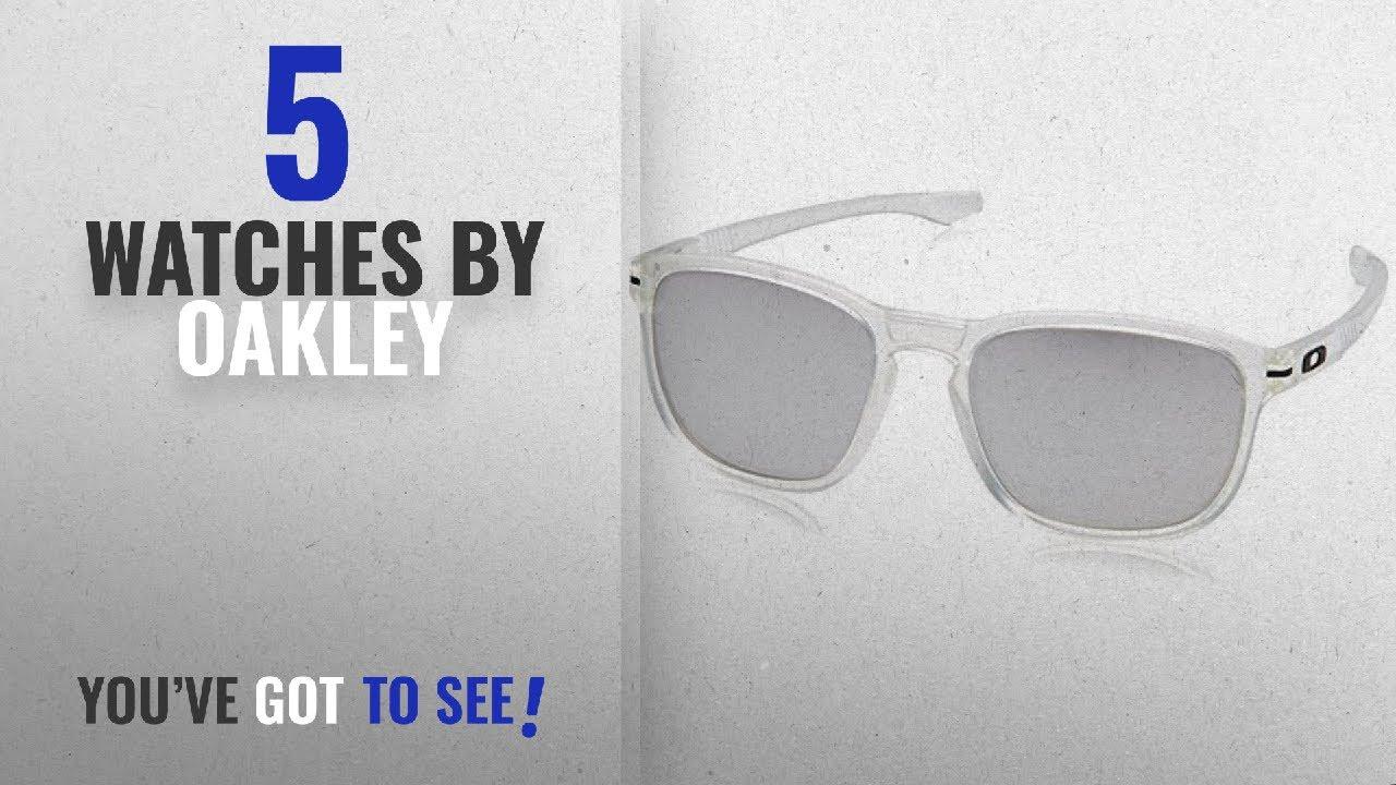 6bc81ba057 Top 10 Oakley Watches  2018   Oakley Men s Enduro Non-Polarized Iridium  Oval Sunglasses