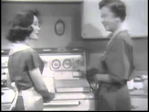 Vintage 1954 Hotpoint Super-Oven Commercial