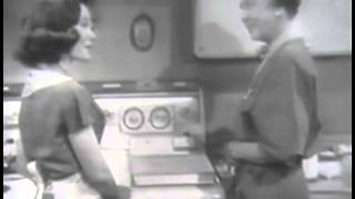 Vintage 1954 Hotpoint Super-Oven Commercial