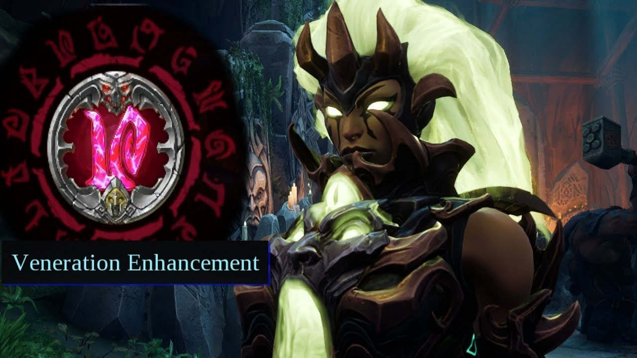 Darksiders 3 - Veneration Enhancement Location (Keepers of the Void)