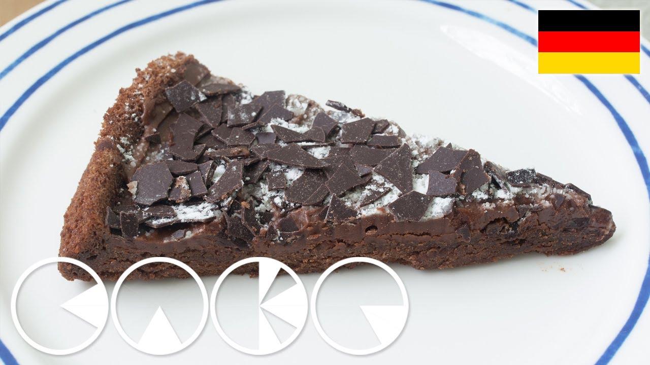 mousse au chocolat torte glutenfreies rezept youtube. Black Bedroom Furniture Sets. Home Design Ideas